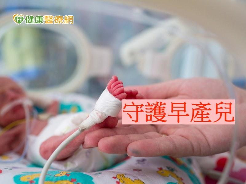 早期发现早期疗育 巴掌仙子健康长大